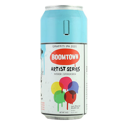 Boomtown Graffiti Hazy DIPA