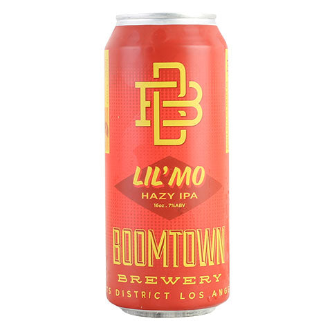 Boomtown Lil' Mo Hazy IPA