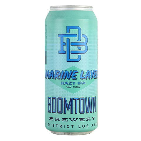 Boomtown Marine Layer Hazy IPA