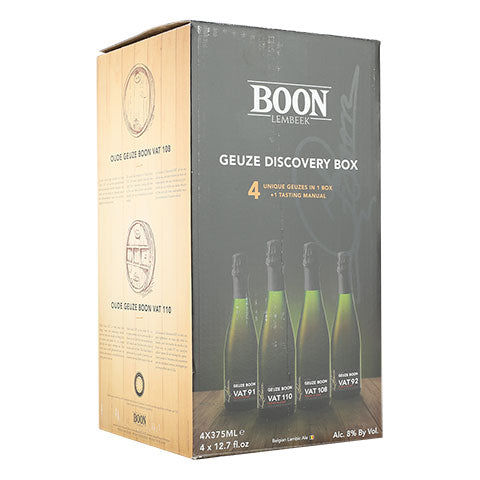 Boon VAT Geuze Discovery Box Sampler Pack