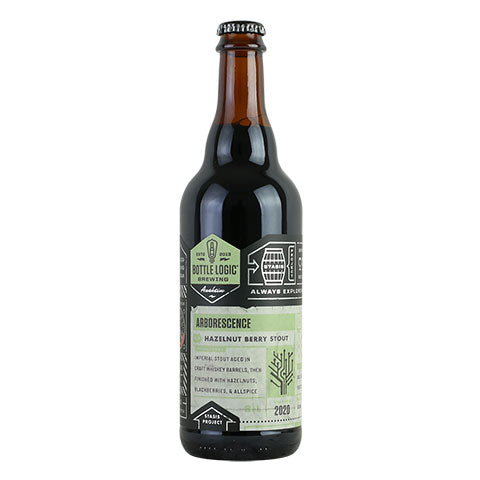 Bottle Logic Arborescence Imperial Stout