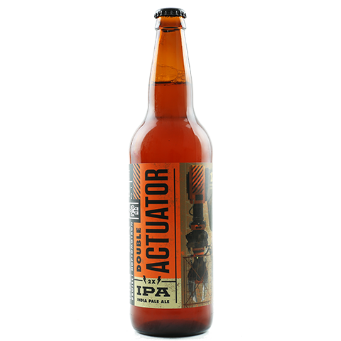 Bottle Logic Double Actuator Imperial IPA