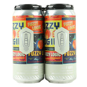 Bottle Logic Fuzzy Logic Hazy Peach IPA