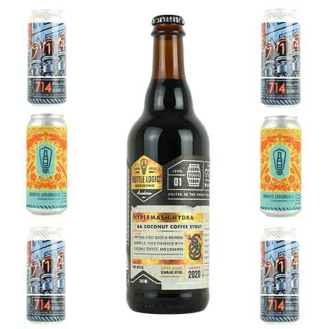 Bottle Logic Hypermash Hydra Stout 2020 7PK