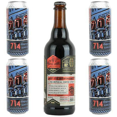 Bottle Logic Red Eye November 5PK