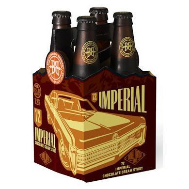 Breckenridge '72 Imperial Chocolate Cream Stout