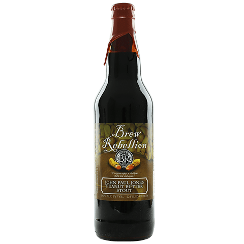Brew Rebellion John Paul Jones Peanut Butter Stout