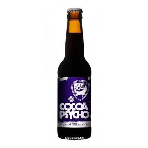 BrewDog Cocoa Psycho Imperial Stout