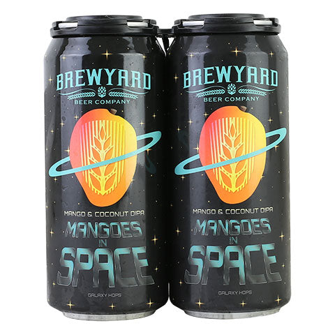 Brewyard Mangoes In Space DIPA