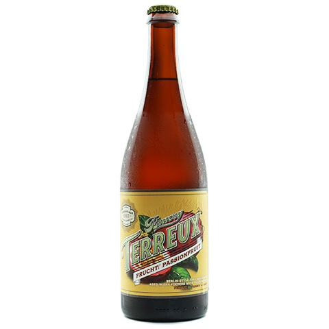 The Bruery Terreux Frucht Passion Fruit