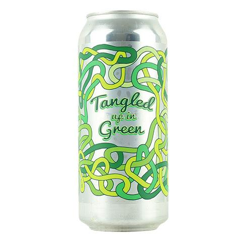 Burley Oak Tangled Up In Green Triple IPA
