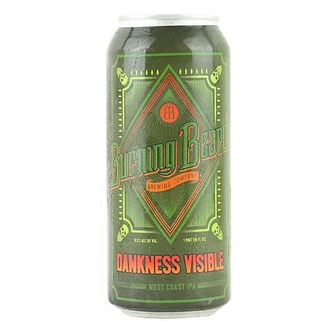 Burning Beard Dankness Visible IPA