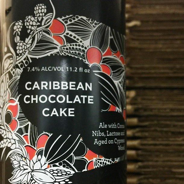 Siren Craft Brew Caribbean Chocolate Cake