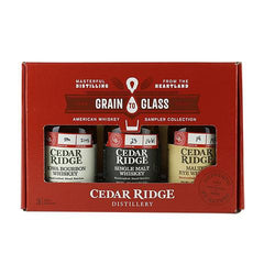 cedar-ridge-american-whiskey-sampler-collection-3pk