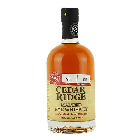 cedar-ridge-malted-rye-whiskey