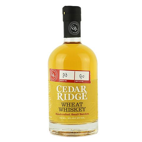 cedar-ridge-wheat-whiskey