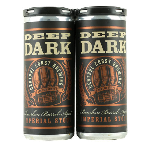 Central Coast Dark Deep Bourbon Barrel-Aged Imperial Stout