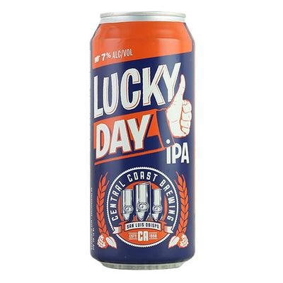 Central Coast Lucky Day IPA