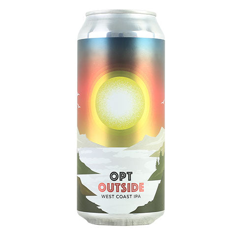 Chapman Crafted Opt Outside West Coast IPA