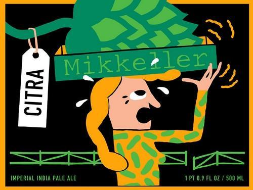 Mikkeller Citra Imperial IPA
