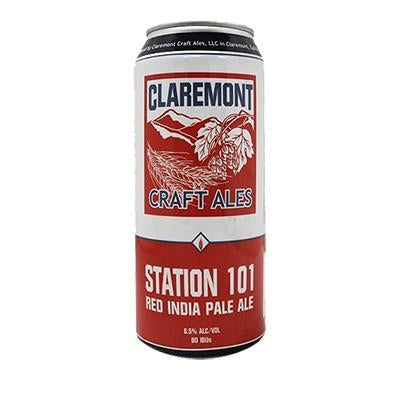 Claremont Craft Ales Station 101 Red IPA