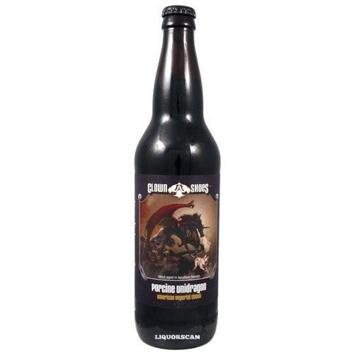 Clown Shoes Porcine Blaecorn Unidragon Barrel Aged American Imperial Stout