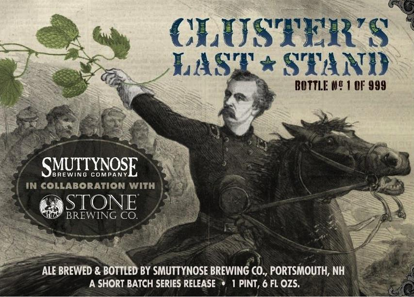 Smuttynose Stone Cluster's Last Stand