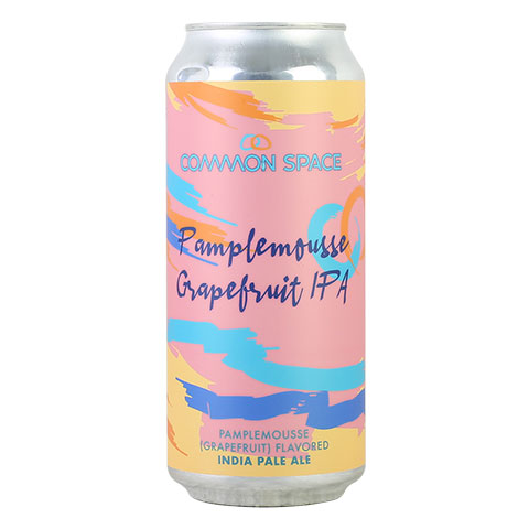 Common Space Pamplemousse Grapefruit IPA