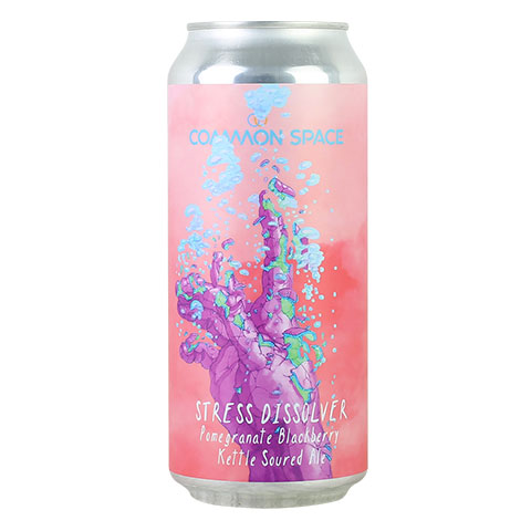 Common Space Stress Dissolver Sour Ale