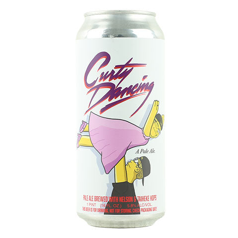 Cooperage Curty Dancing Pale Ale