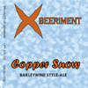 Xbeeriment Copper Snow Barley Wine