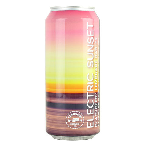 Coronado Electric Sunset Radler