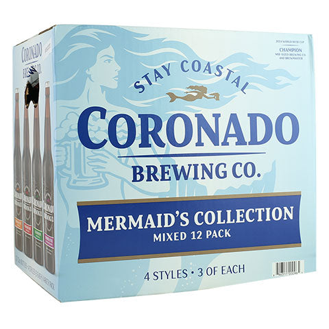 Coronado The Mermaid's Collection