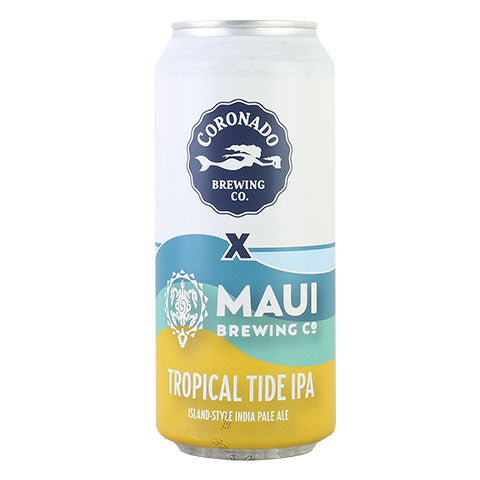Coronado / Maui Tropical Tide IPA