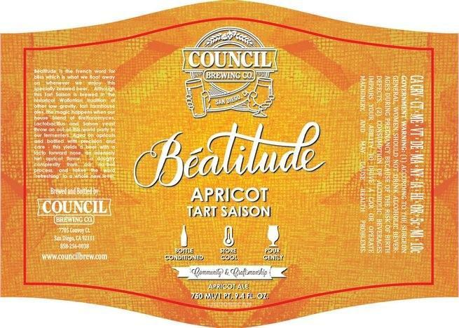 council-beatitude-apricot-tart-saison