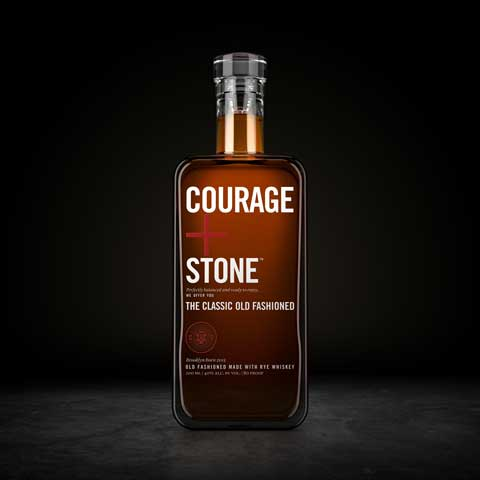 Courage + Stone Old Fashioned American Whiskey