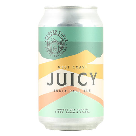 Crooked Stave Juicy West Coast IPA
