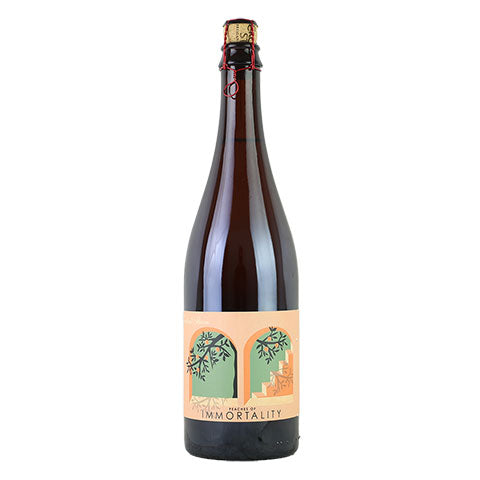 Crooked Stave Peaches Of Immortality Sour Ale