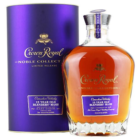 Crown Royal Noble Collection 13-Year-Old-Blenders' Mash Whisky
