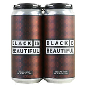 Crowns & Hops Black Is Beautiful Stout