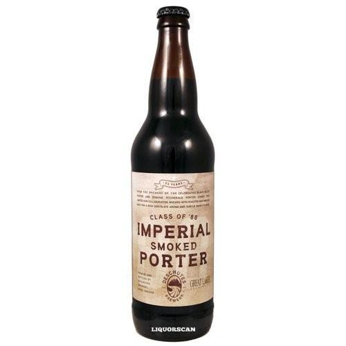 Deschutes Class of '88 Imperial Smoked Porter