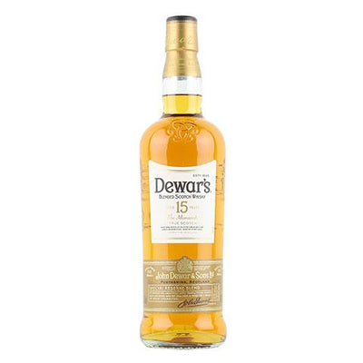 Dewar's 15 Year Old The Monarch Blended Scotch Whisky