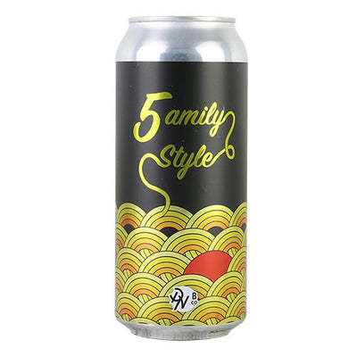 Double Nickel Family Style Triple IPA