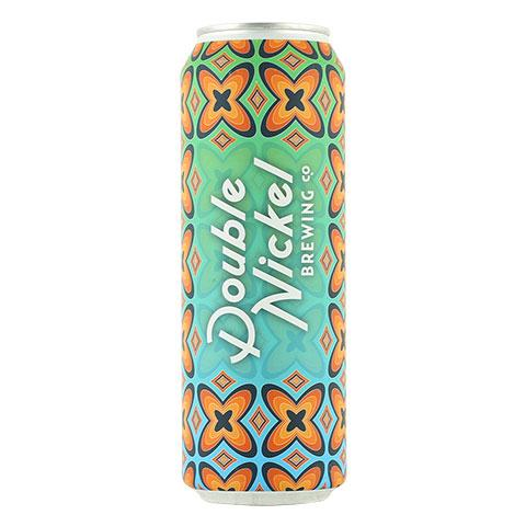 Double Nickel Weekend Warrior Hazy Pale Ale