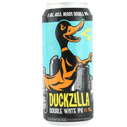 Duck Foot Duckzilla Double White IPA