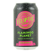 Ecliptic Flamingo Planet Guava Blonde Ale