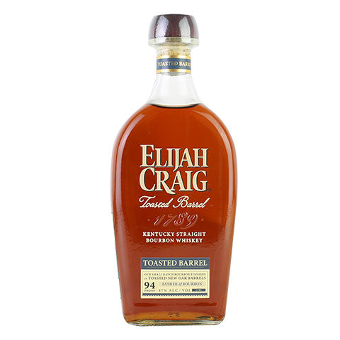 Elijah Craig Toasted Barrel Small Batch Bourbon Whiskey