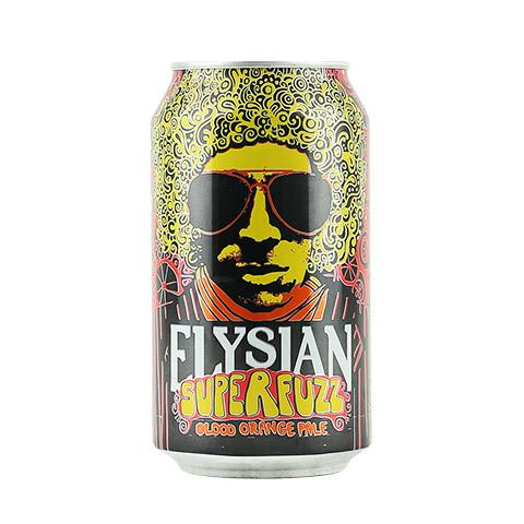Elysian Superfuzz Blood Orange Pale – CraftShack - Buy ...
