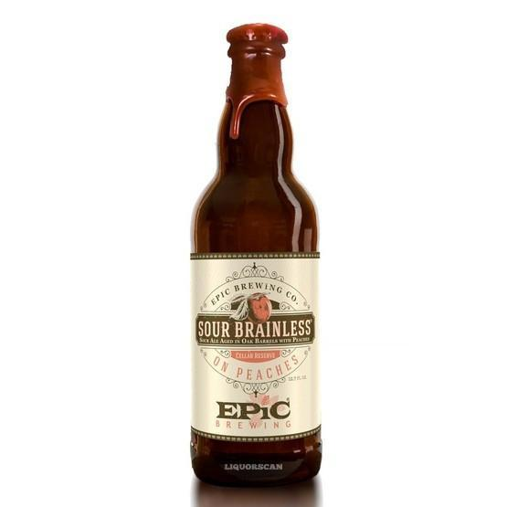 Epic Sour Brainless on Peaches / Lil Brainless Raspberries Pack