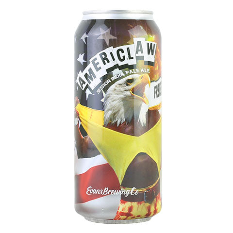 Evans Americlaw Session IPA